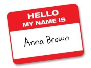 Anna Brown!