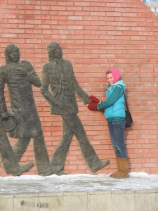 Um, Yes, That would be me and the Beatles. But the point is the boots...