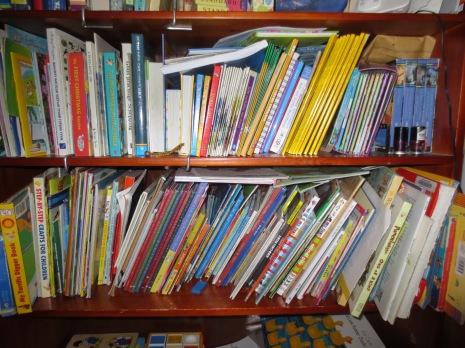 Books! I love books!