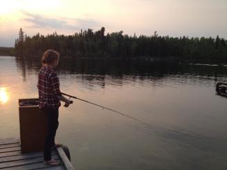 My first time Fishing here!